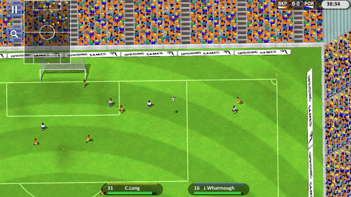 Best Retro Football games on mobile