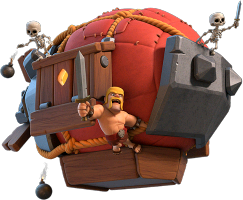 Clash of Clans Siege Machines guide