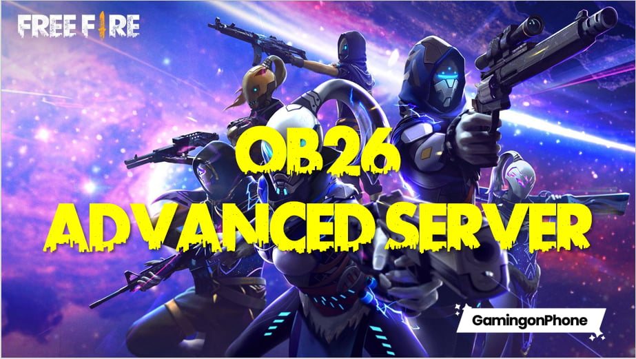 Free Fire Ob26 Advance Server Registration Details For January