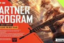 Free Fire Partner Program
