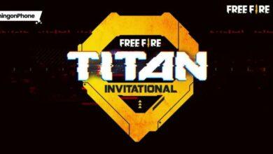 Free Fire Titan