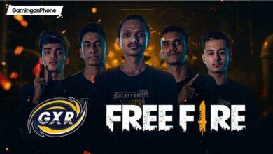 Galaxy Free Fire