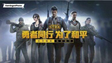 PUBG Mobile China