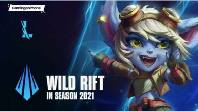 Wild Rift Tier List January 2021