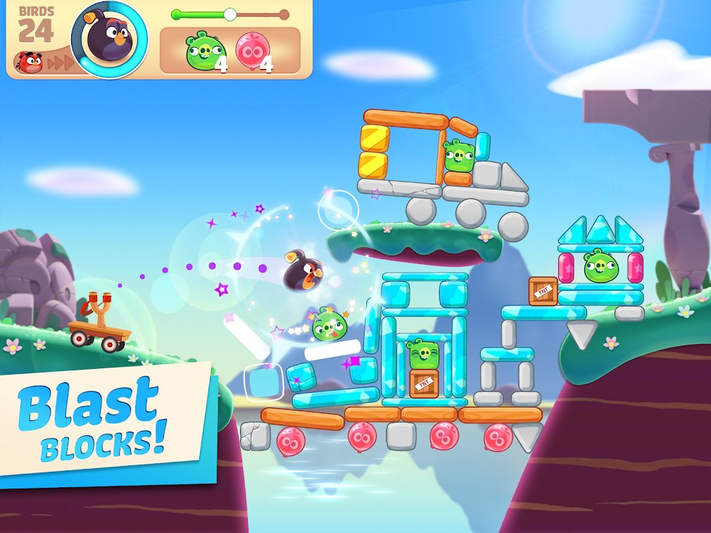 Angry Birds Journey review