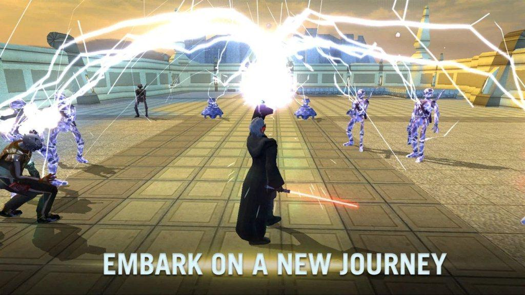 Star Wars Knights of the Old Republic II review