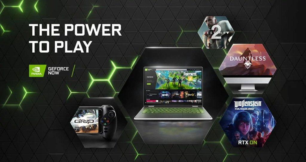 NVIDIA GeForce Now expand