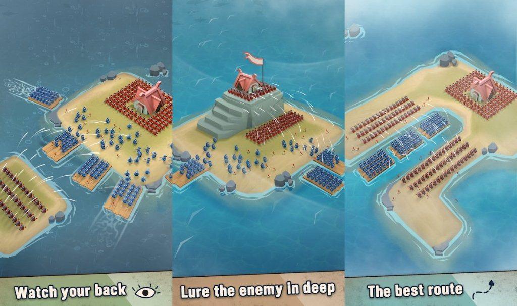 Island War Review
