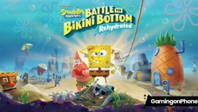 SpongeBob SquarePants: Battle for Bikini Bottom - Rehydrated mobile release