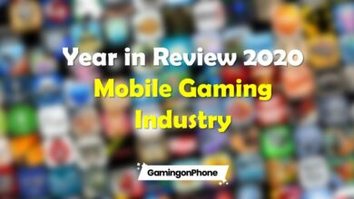 mobile gaming industry 2020, year in review