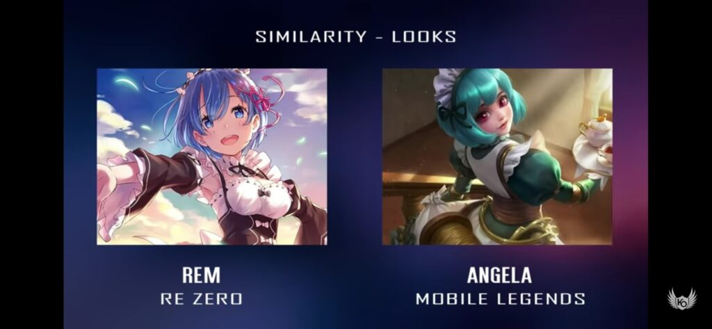 Mobile Legends heroes based on Anime characters
