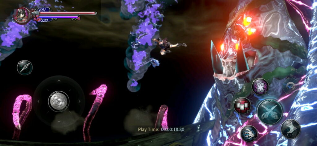 Bloodstained: Ritual of the Night Iga's Backpack available