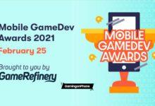 GameRefinery Mobile GameDev Awards 2021