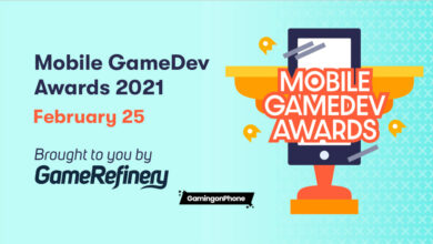 GameRefinery Mobile GameDev Awards 2021