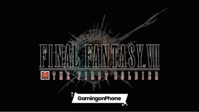 Final Fantasy VII: The First Soldier announced