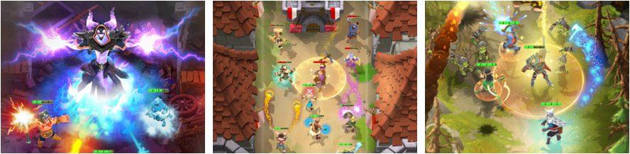 Darkfire Heroes release