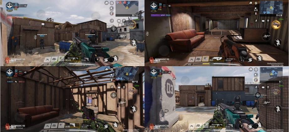 COD Mobile Shoothouse map