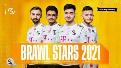 SK Gaming Brawl Stars roster 2021