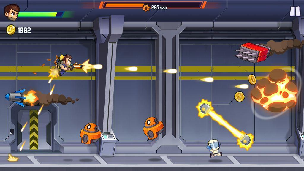 Jetpack Joyride 2 announced