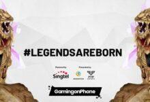 Mobile Legends MPL-SG Season 1