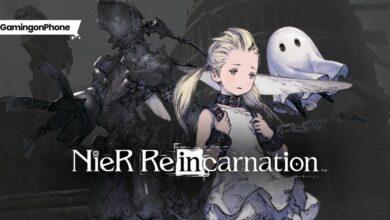 NieR Reincarnation Japan release, NieR Reincarnation