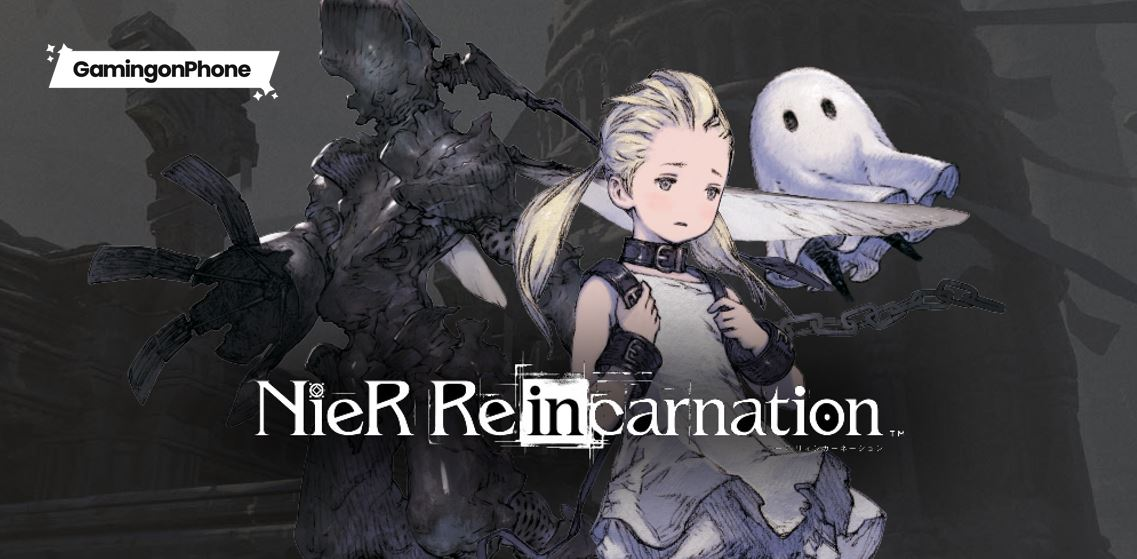 NieR Reincarnation Japan release, NieR Reincarnation