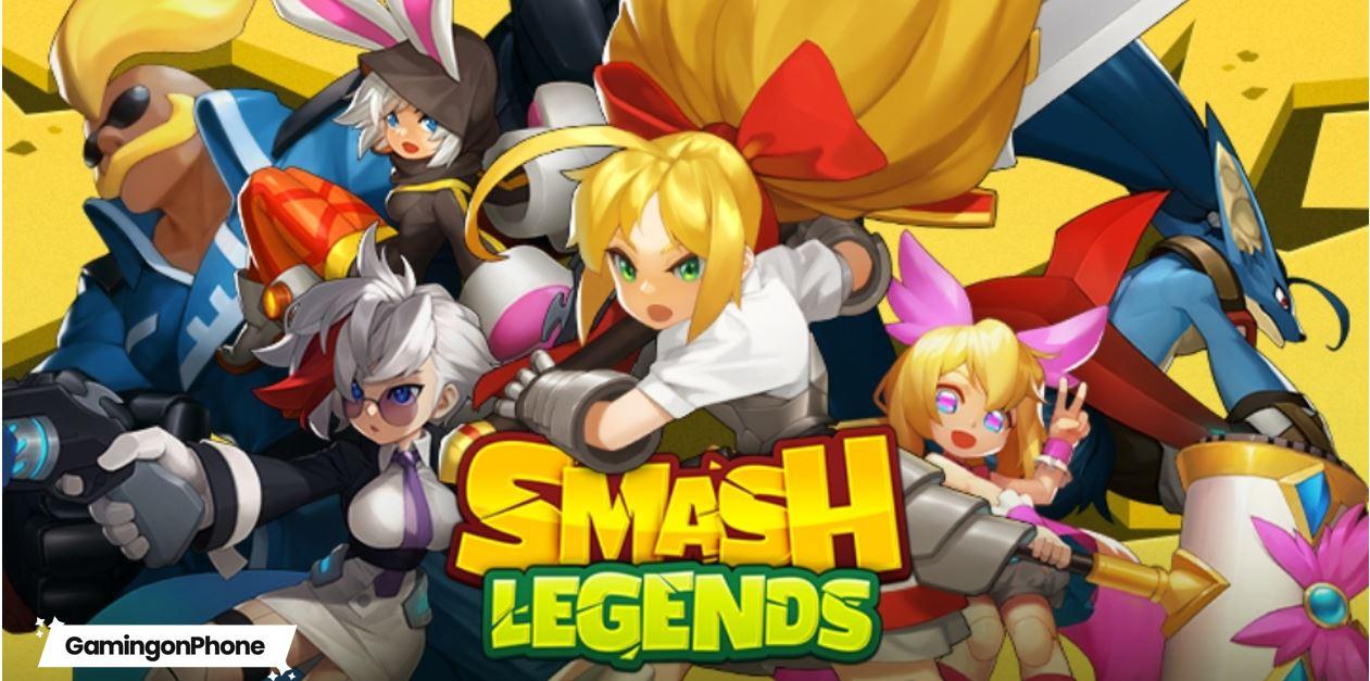 Smash Legends release