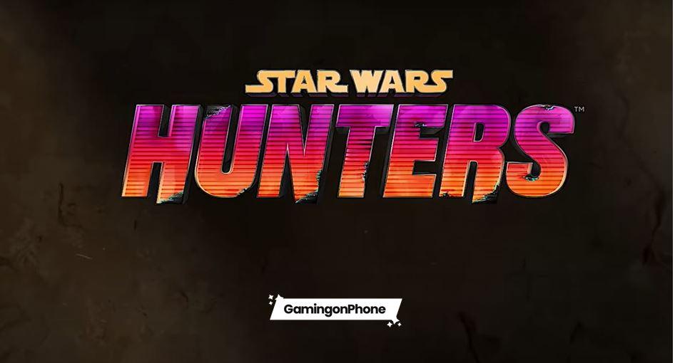 star wars hunters, star wars hunters release