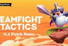 TeamFight Tactics 11.4 Patch