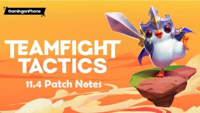 TeamFight Tactics 11.4 Patch
