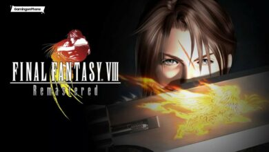 Final Fantasy VIII remastered available
