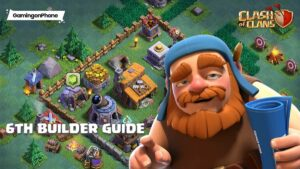 Clash of Clans 6th Builder