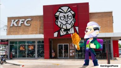 Brawl Stars KFC