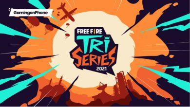 Free Fire Tri-Series 2021