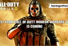 COD Mobile Ghost, COD Mobile Ghost voice