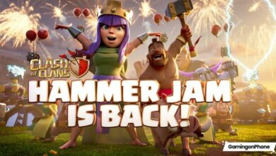 Clash of Clans Hammer Jam 2021