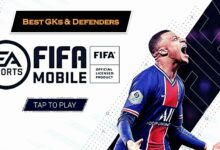 FIFA Mobile 21 Best GK and Defenders