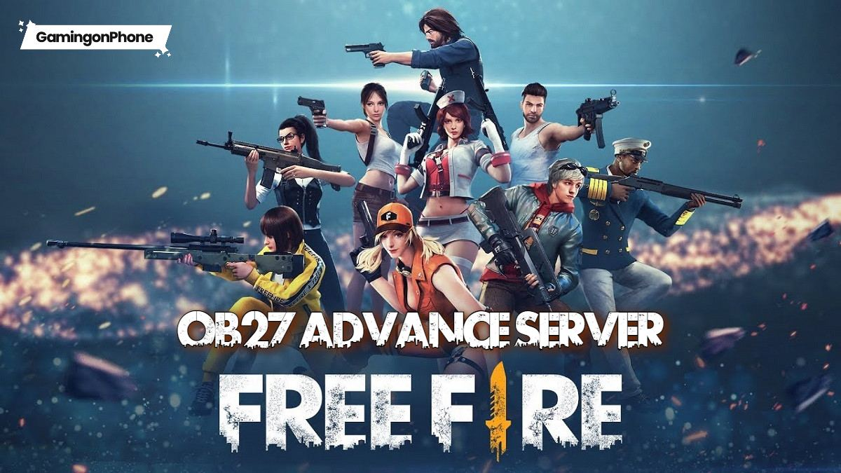 Free Fire OB27 Advance Server registration
