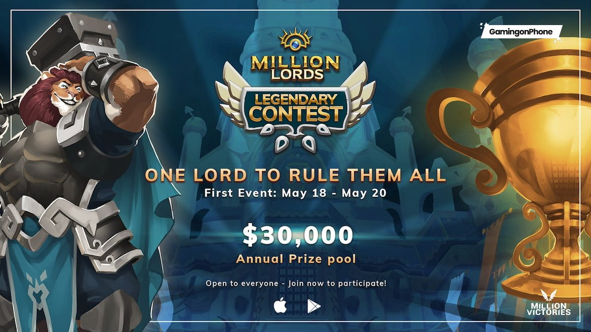 Million Lords 400k downloads