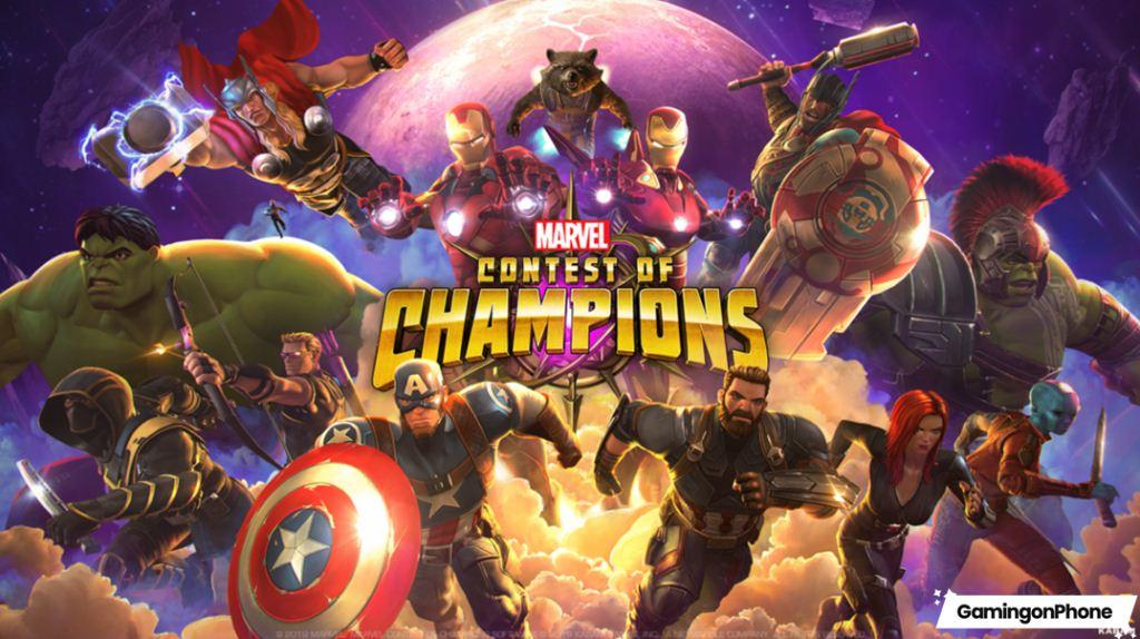 Marvel MCOC