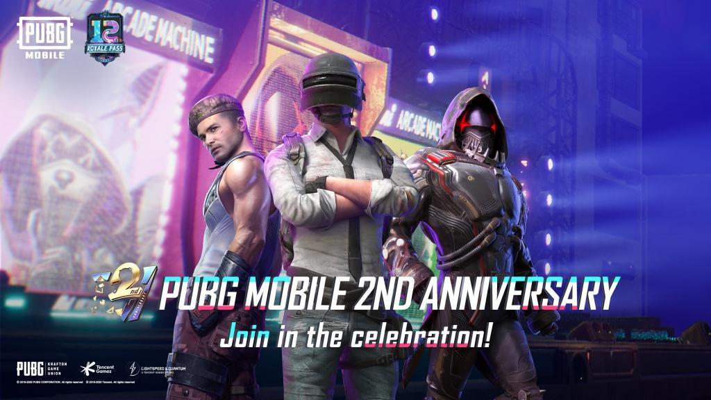PUBG Mobile 3rd anniversary
