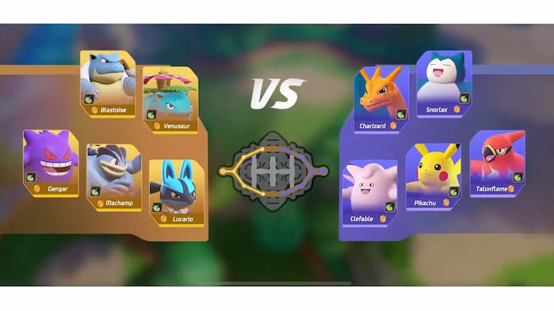 Pokemon Unite Beginners guide