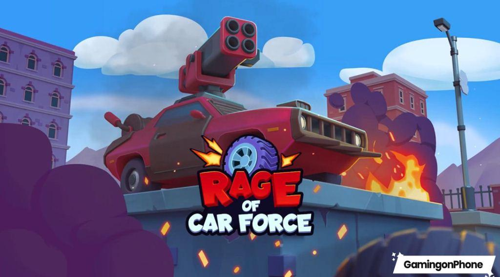 Rage of Car Force