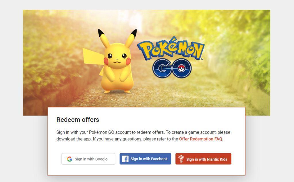 Pokemon Go Free Codes