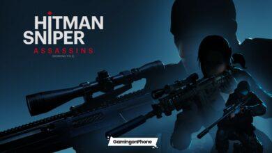 Hitman Sniper Assassins announced