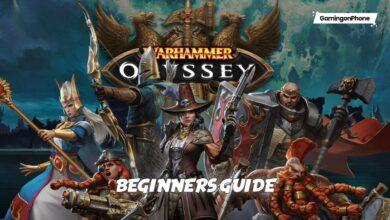 Warhammer: Odyssey Beginners guide
