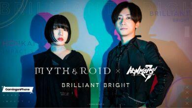 Honkai Impact 3rd Myth & Roid collaboration