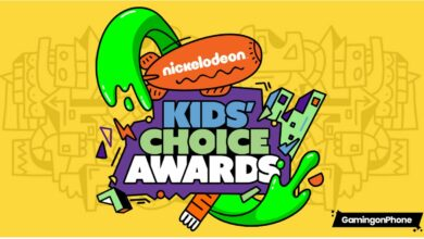 Among Us Kid's Choice Awards
