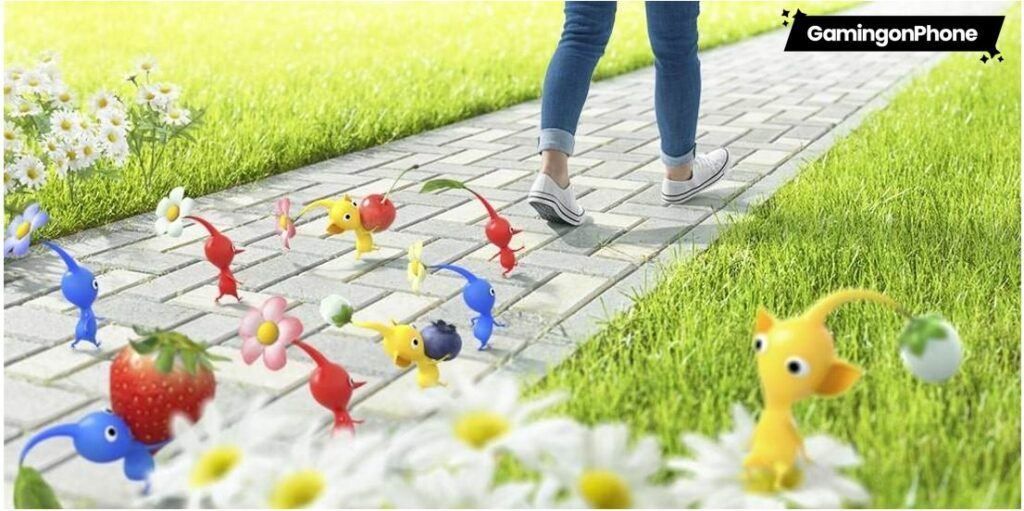 Pikmin game release