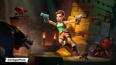 Tomb Raider Reloaded soft-launch